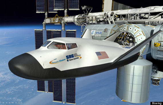 Boeing Ahead of Rivals in Race for Space Taxi