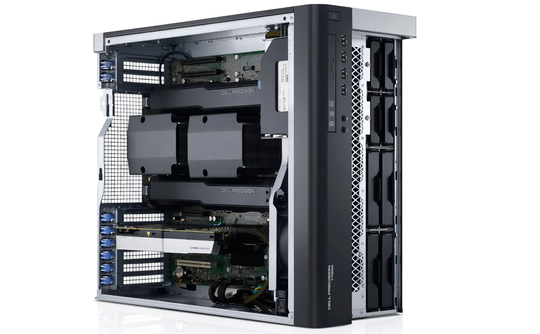 Dell refreshes system line up with Intel's Xeon E5 v3 processors