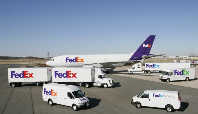 FedEx charged with money laundering in a new lawsuit