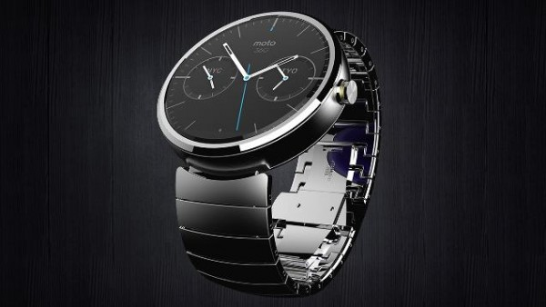 The Moto 360 will be launched by Motorola in September