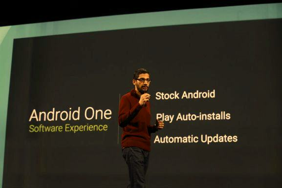 What led to Google Android One launch?