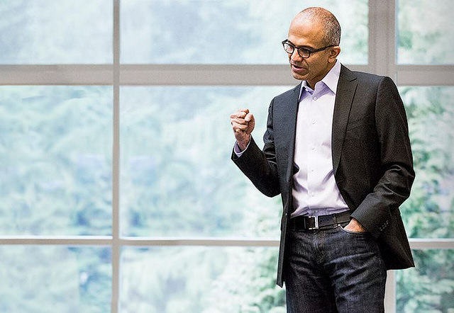 Microsoft Shares Up After Earnings Beat Wall Street Estimates