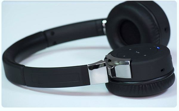 The perfect sound in your ears with world's first DSP enabled wireless headphone