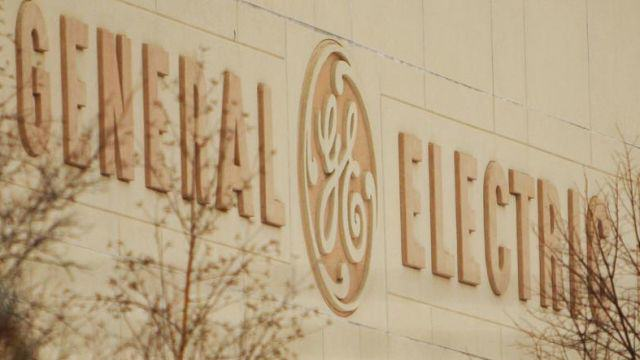 GE Shares Higher as Margins Rise