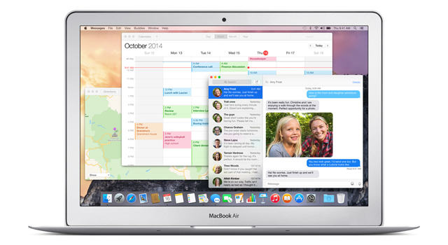OS X Yosemite a new Age of computing
