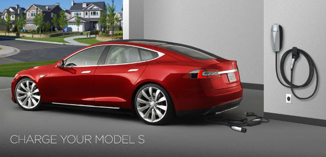 Tesla's S model:  a car you would dream to have