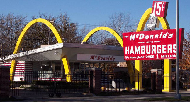 Finally some Relief for McDonald