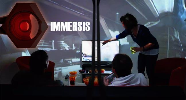 Immersis: Experience the ultimate 3D gaming ambience
