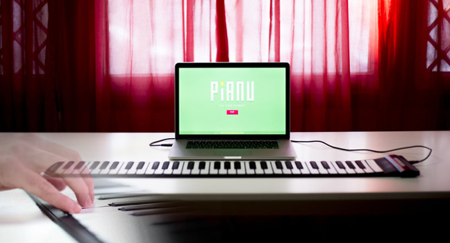 Pianu: a new dimension to playing piano