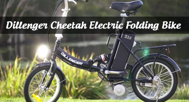 Cheetah: most affordable electric bike ever