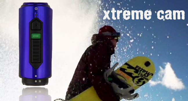 Xtreme cam: best affordable HD action cam