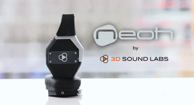 The Neoh: Multi-source 3D audio headphone