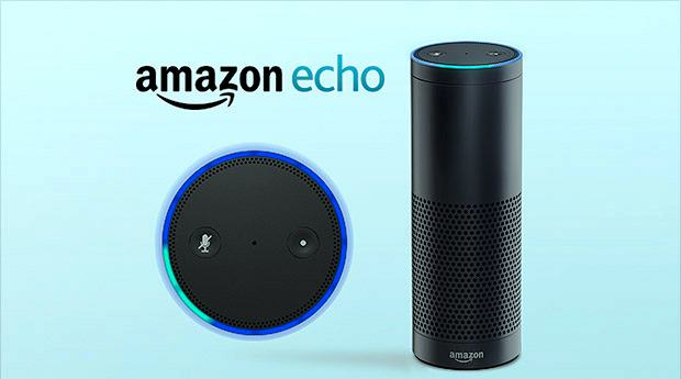 Amazon Echo: Dynamic communicative Omni-directional speaker