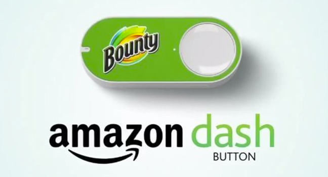 The Amazon Dash button: now buying is simple from Amazon